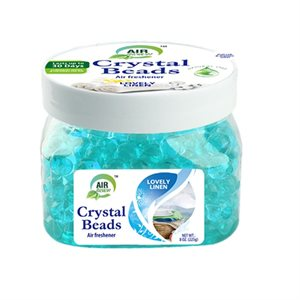 Air Fusion Crystal Beads 8oz Lovely Linen