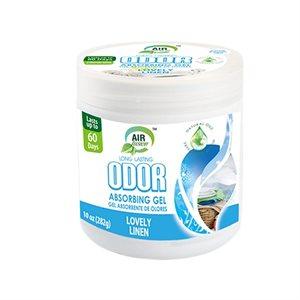 Air Fusion Odor Absorbing Gel 10oz Lovely Linen