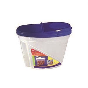 GALIWARE CEREAL CONTAINER 4.8L CLEAR
