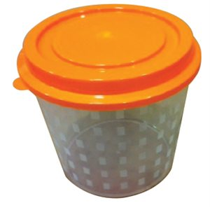 GALIWARE LARGE CONTAINER ROUND 5.3L ASSORTED